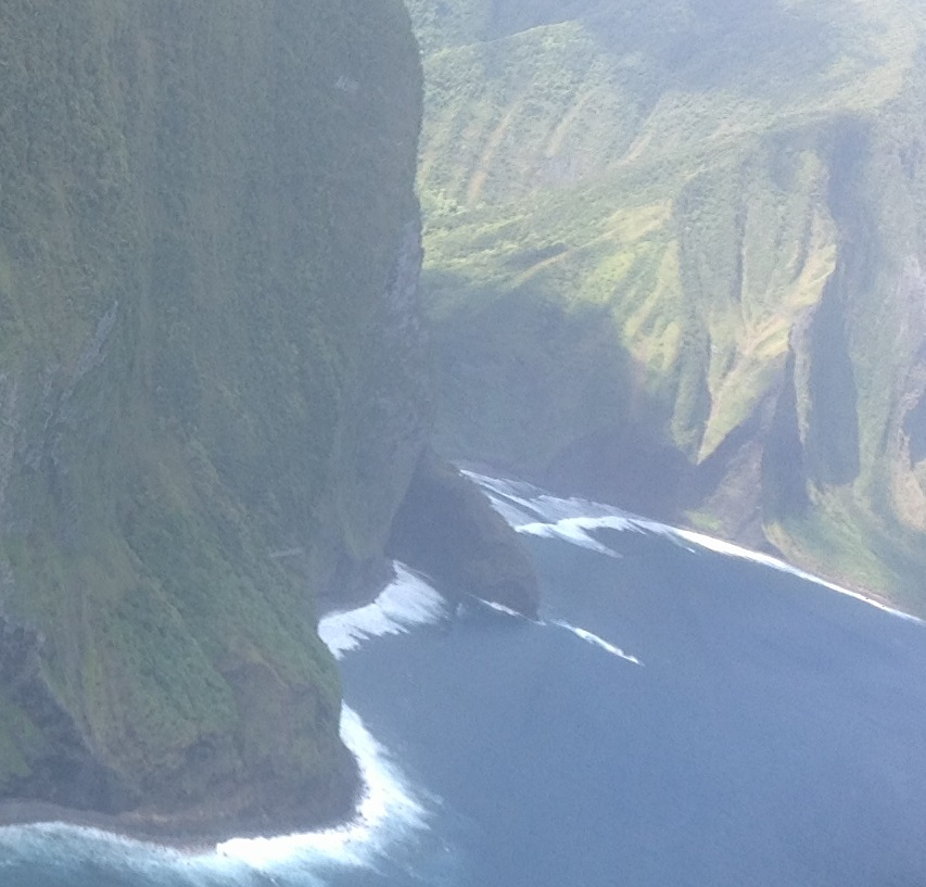 Molokai's Rugged North Shore