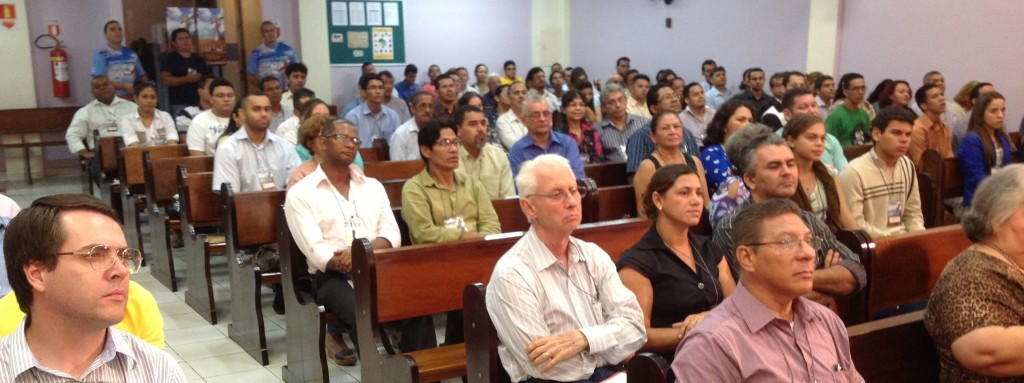 Brazil Conference--some attendees