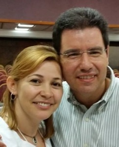 PRTS Alumnus Roberto Azevedo and Wife Marta. God has used them to plant 8 churches in Brazil.