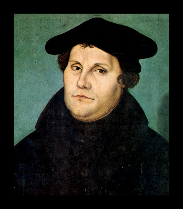 martin luther thesis
