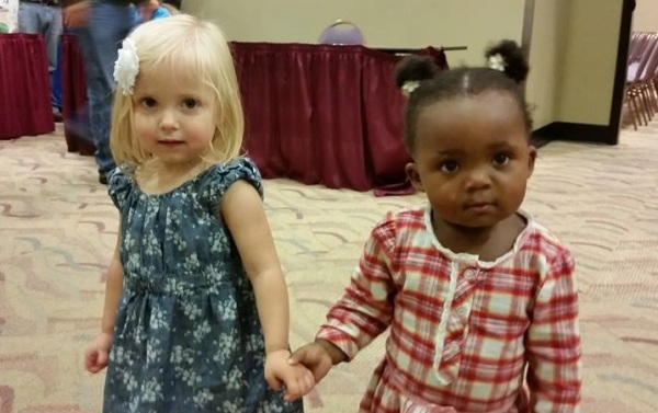 Young Attenders at Family Conference