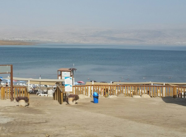 Tour of israel 17 the dead sea